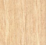 Due mattonelle di pavimento di ceramica di formato