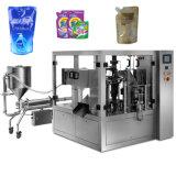 세탁물 액체 채우는 밀봉 기계 Mr8-200cy