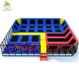 As crianças de diversões trampolim cama, Customzied Trampolim Comercial Park
