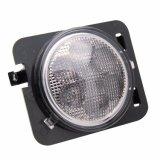 In het groot IP67 Lichte LEIDENE van de Draai van de Gloed van het Stootkussen Mist Lichte 24V voor Jeep Wrangler