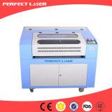 Cer genehmigt! CO2 Laser-Stich-Ausschnitt-Maschine für Acryl