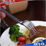PS jetables les ustensiles en plastique avec le couteau, de la fourche, cuillère