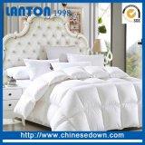 Do algodão do luxo 30% do pato Comforter 100% Home macio para baixo