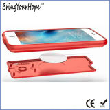 Дополнительный тонкий корпус с питанием от батареи банк чехол для iPhone 6/6s/7/8 (XH-PB-249)
