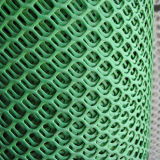 Plastic Flat Wire Mesh or Plastic Flat Netting with Thickness 1mm to 4.5mm