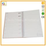 Подгонянное печатание тетради/печатание тетради Провода-O