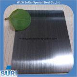 Placa de la hoja de acero de Inox de los hl/rayita 321