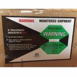 Vorsichtg-Kraft-Überwachung-Einheit-Schlag-Detektoren für internationale Logistik