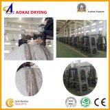 Nylonkörnchen-Kegel-drehendes Trocknen maschinell hergestellt durch Professional Manufacturer
