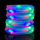 l'indicatore luminoso dei tubi chiari della stringa del collegare dell'argento di controllo di funzione 10m36LED 8 con UL588 ha approvato