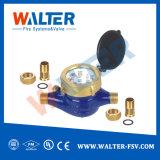 Le Débitmètre Vane-Rotary horizontal