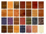 Prf Texture bois tube/ Profils Pultruded