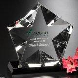 Stellar Star Crystal Award (CSTE T607S, T-CSTE607M, T-CSTE607L)