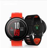 Original Huami Xiaomi regarder les sports de l'APCE Smart Watch English version Bluetooth 4.0 Moniteur de fréquence cardiaque pour Android Ios GPS