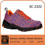 Pattini di lavoro di obbligazione di Guangzhou dei pattini di sicurezza del sandalo di Saicou e della fabbrica di pattini Sc-2322
