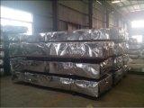 El azulejo de azotea del cgi/el cinc de la onda cubrió las hojas de acero/el material para techos galvanizado del metal