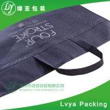 Bolso de ropa a prueba de polvo transparente plástico de la percha de ropa de la cubierta del juego del almacenaje