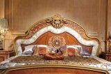 0062-1 Reeks van de Slaapkamer Bedboard van de Reeks van het Huis van Italië de Koninklijke Klassieke Ronde Houten