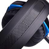 Mic LEDライト(ベストセラーアマゾン)が付いているG2000 3.5mmのゲームの賭博のヘッドホーンのヘッドセットのイヤホーン