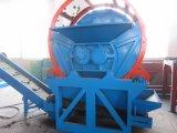 Неныжное машинное оборудование шредера автошины/покрышки (резина блока 50*50mm)