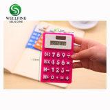 Calcolatore dei bambini creativi del silicone per piegare ufficio da tavolino