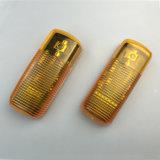 新型のゲートのオープナのための黄色い光電池LEDのフラッシュランプ