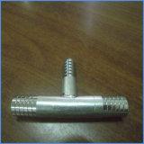 Soem-Qualitäts-Metalteile CNC-drehenmaschinell bearbeitenteil-Endlosschrauben-Gang