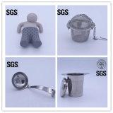Chá Infuser do aço inoxidável da aprovaçã0 304 do FDA