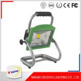 30W съемные аккумуляторы Светодиодный прожектор
