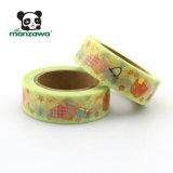 Manzawaの方法デザインハンドバッグの防水Washiテープ