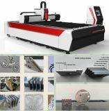 Professionele Fabriek van de Machine van de Laser van de Vezel van Hoge Precisie 3015