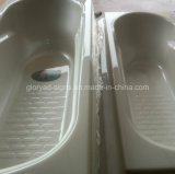Goot de Maagdelijke Materiële Witte Sanitaire Rang van 100% AcrylBlad