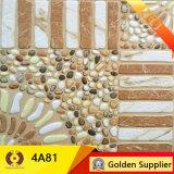 Mattonelle di ceramica della cucina delle mattonelle di pavimento della stanza da bagno di legno antisdrucciolevole di sguardo (4A86)