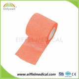 5cm Free Samples Non-Woven Cohesive Elastic Complexing Binding