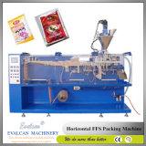 自動小さい粉の双生児リンク磨き粉袋のパッキング機械
