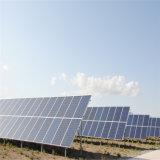 Comitato solare policristallino industriale 50W-300W di alta efficienza con il blocco per grafici ed il connettore Mc4