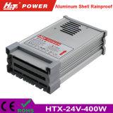 24V 16A 400W LEDの変圧器AC/DCの切換えの電源Htx