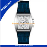 Madame populaire Dual Time Watch d'Iprg avec le mouvement de quartz du Japon