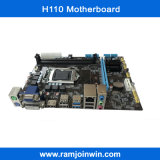 H110 Chipset Intel Socket LGA 1151 Minería Bitcoin Motherboard DDR4.