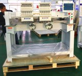 Double Head Tubular Type Embroidery Machine Price in Clouded