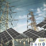 Controllato via il comitato solare di misura 340W di EL per vedere se c'è sistema di PV di su-Griglia & di fuori-Griglia