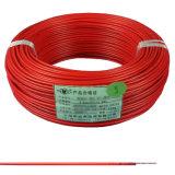 Isolation en PVC souple sur le fil électrique de construction