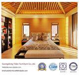 Muebles Starred estilo sucinto del hotel para el conjunto de dormitorio (YB-WS-72)
