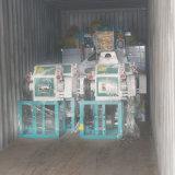 Farine de maïs commerciale d'excellente qualité faisant la chaîne de production