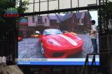 5X3는 미터로 잰다 P4.81 옥외 사건 (500X1000mm)를 위한 옥외 발광 다이오드 표시 스크린을