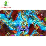 Máquina de juego del vector de juegos de la pesca del Shooting del dragón del trueno del juego de arcada del cazador del rey 2 pescado del océano
