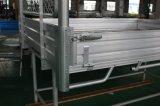Parte posterior superior de la bandeja del Ute de la aleación del comerciante del aluminio 4WD