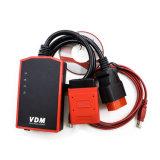 L'outil de diagnostique automobile Ucandas Vdm DHL de véhicule de Vdm Ucandas V3.9 système initial de WiFi de plein libèrent