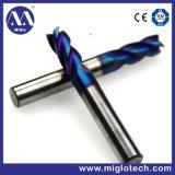 Personalizar la herramienta de corte herramientas de carburo sólido de la Fresa (MC-100062)