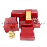 カスタムラッカー木MDFの宝石類のネックレスのパッケージのギフト用の箱の卸売
